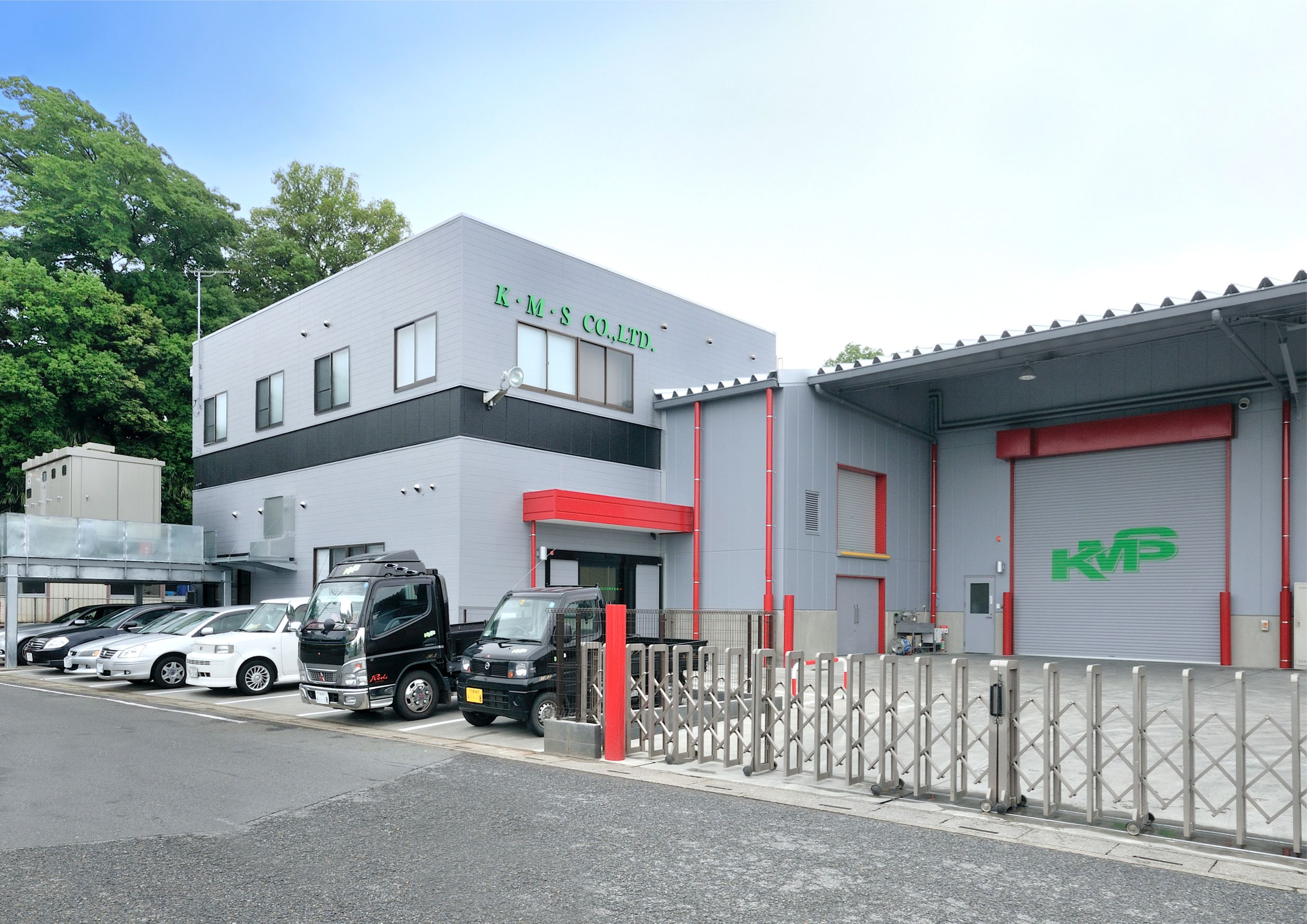 KMS岩槻第二工場