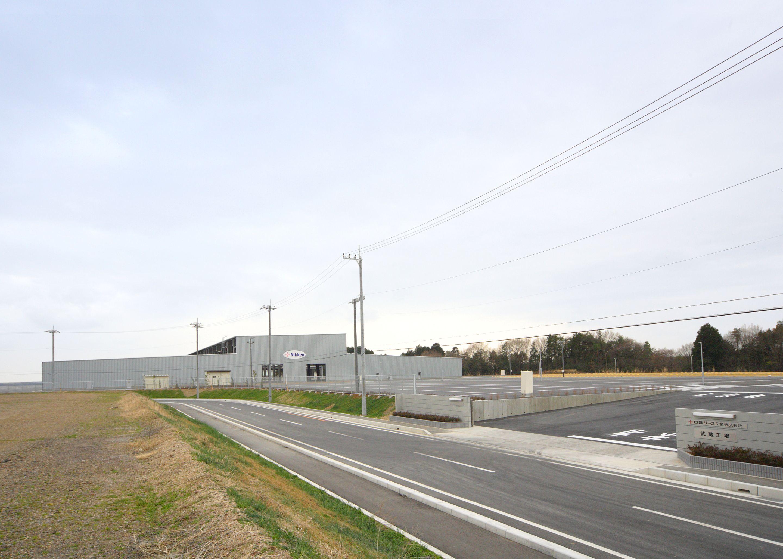 日建リース工業株式会社 飯能倉庫